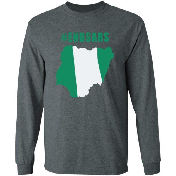 #EndSARS T Shirt #EndBadGoveranceInNigeria Protesting Against Police Brutality In Nigeria Shirt