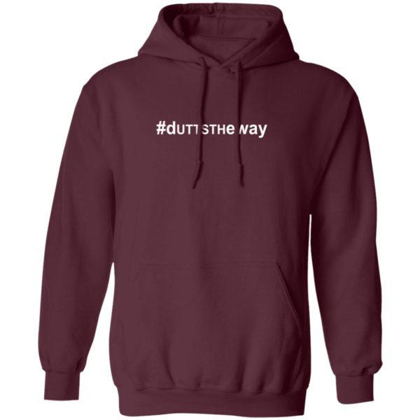 #Duttstheway T Shirt RanbirKapoor dUTTSTHeway DuttBiopic