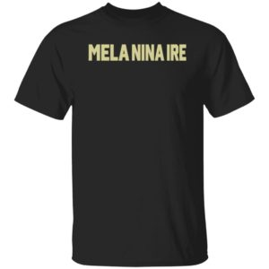 Melaninaire Shirt Black Lives Matter African Pride Tee