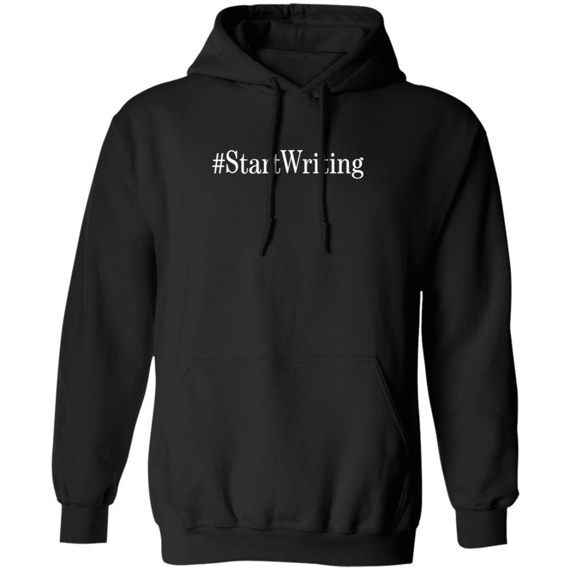 #StartWriting Shirt Start Writing