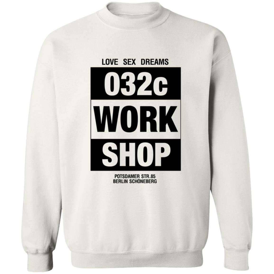 032C Workshop T Shirt