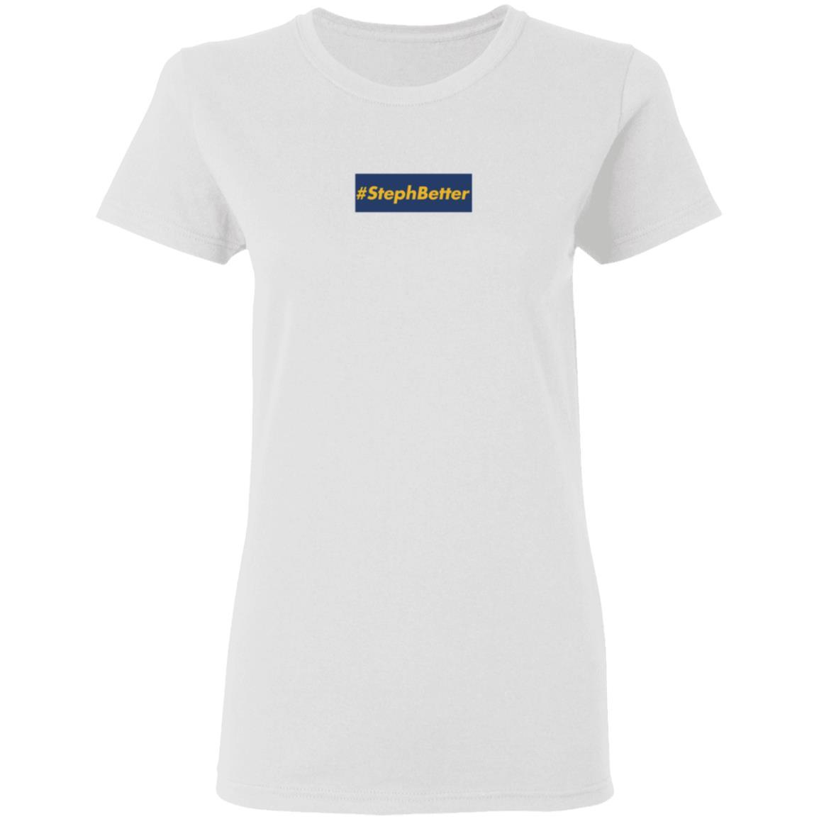 #Stephbetter T Shirt keith dobkowski